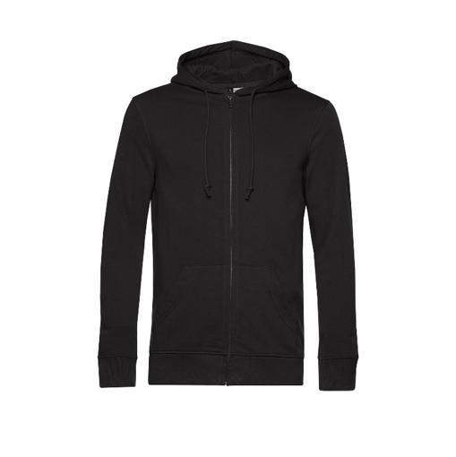MusikPatriot Zip-Jacke Basic ohne Logo (Mid Quality)