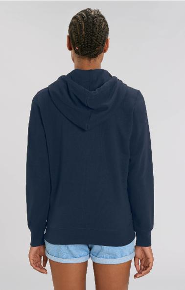 MusikPatriot Zip-Jacke Basic ohne Logo (High Quality).
