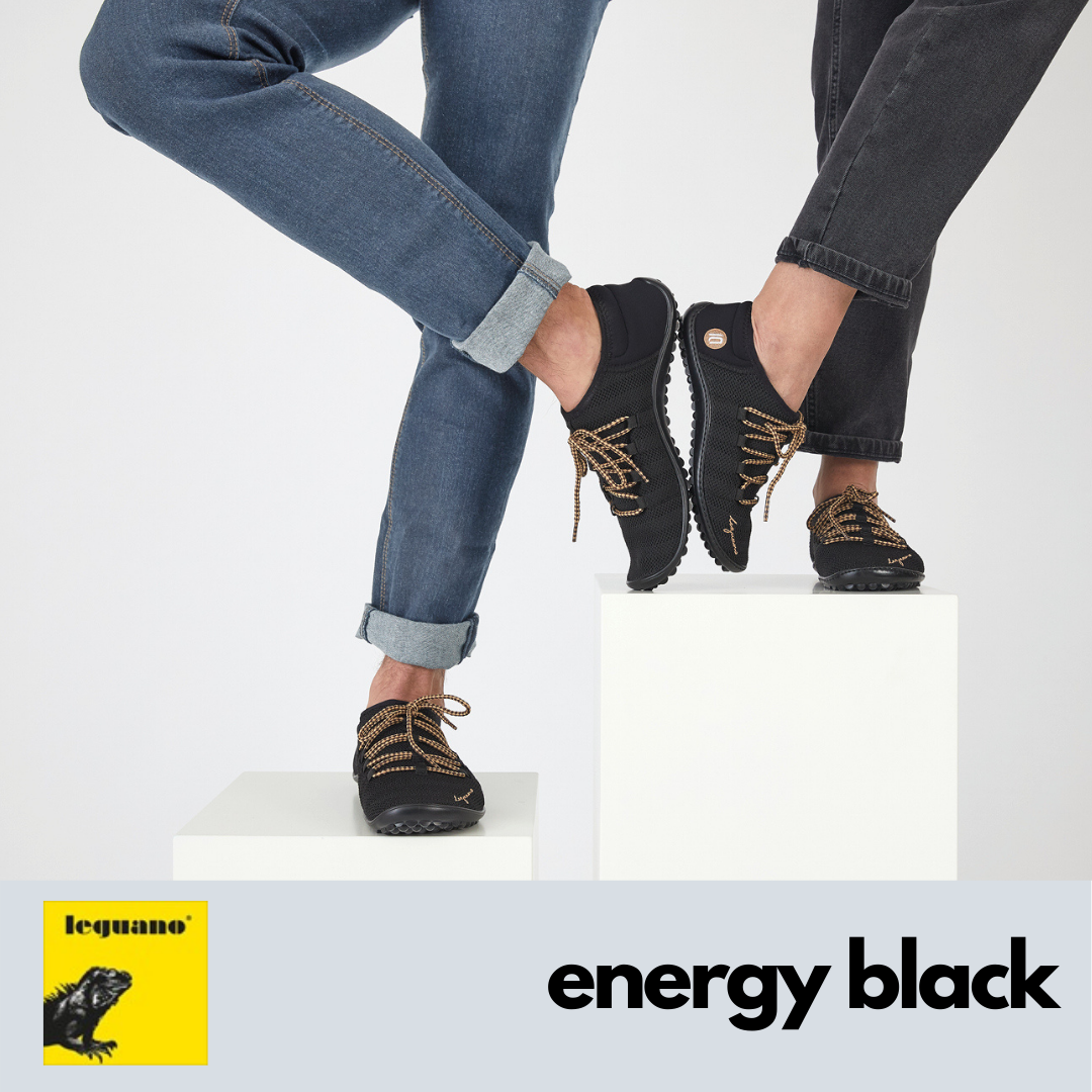 leguano ENERGY - black