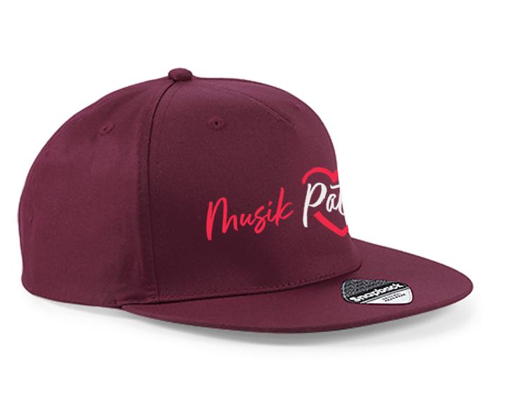 MusikPatriot Snapback Cap Classic